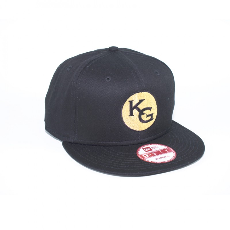 Kona Gold KG Circle Snap-Back New Era 9-Fifty Hat